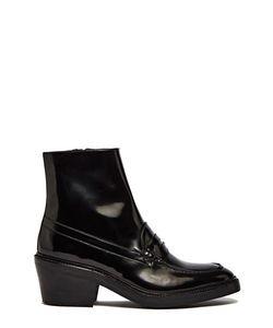 Yang Li   Penny Loafer Ankle Boots
