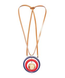 Marni   Twisting Sphere Necklace