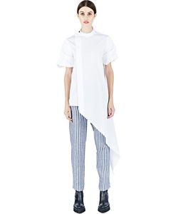 Aganovich | Oversized Poplin Shirt