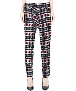 Aganovich | Tartan Tweed Pants