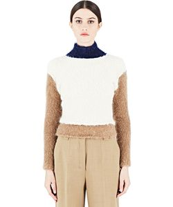 Eckhaus Latta | Alpaca Roll Neck Sweater