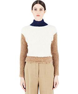 Eckhaus Latta | Alpaca Roll Neck Sweater
