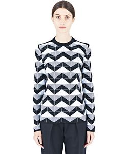 Paco Rabanne | Geometric Jacquard Sweater