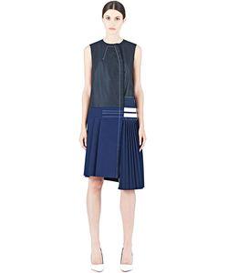 Paco Rabanne | Sleeveless Pleated Kilt Dress