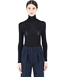 Lanvin | Roll Neck Knitted Top