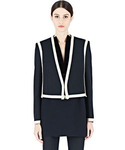 Lanvin | Cropped Cord Jacket