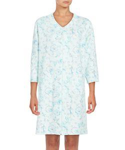 Miss Elaine   Zip Front Sleep Robe