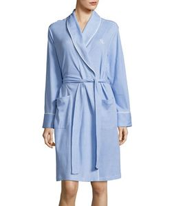 Lauren Ralph Lauren | Gingham Knee-Length Robe