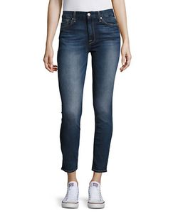 7 For All Mankind | Cropped Ankle Jeans
