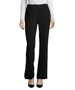 KARL LAGERFELD PARIS | Refined Stretch Suiting Trousers