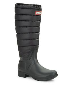 Hunter | Original Quilted Rain Boots