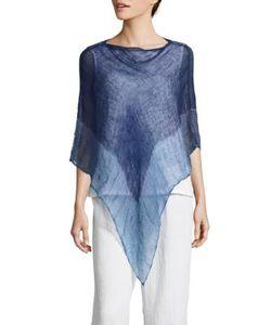 Eileen Fisher | Shibori Organic Linen Poncho
