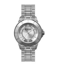 Versus | Tokyo Stainless Steel Silvertone Watch Sh7190015