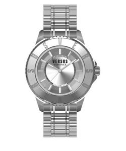Versus | Tokyo Stainless Steel Silvertone Watch Sgm210015