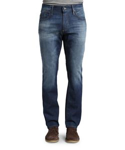 Mavi | Jake Faded Slim-Fit Jeans