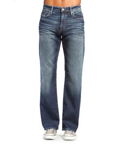 Mavi | Williamsburg Straight-Fit Jeans