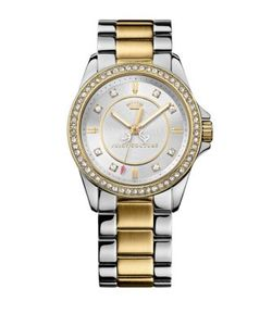 Juicy Couture | Ladies Two-Tone Stella Watch
