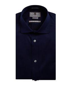 Black Brown | Slim Fit Cotton Dress Shirt