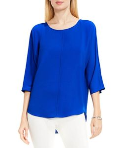 Vince Camuto | Petite Three-Quarter Sleeve Blouse