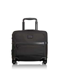 Tumi   Alpha 2 Four-Wheel Compact Briefcase