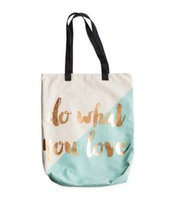 Roseanna | Ladies Choice Lettering Tote