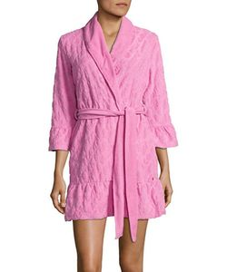 Juicy Couture | Textured Ruffled Robe