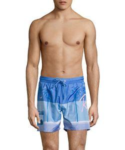 Diesel | Printed Swim Shorts