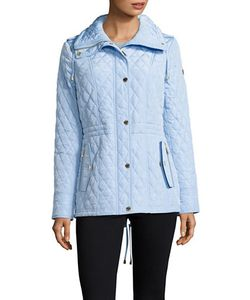 Michael Michael Kors | Stand Collar Quilted Jacket