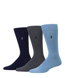 Polo Ralph Lauren | Three Piece Rib-Knit Socks Set