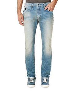 BUFFALO David Bitton | Allover Faded Jeans