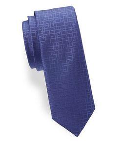 HUGO BOSS | Textured Silk Tie