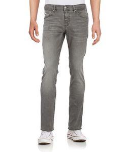 HUGO BOSS | Delaware Straight-Leg Jeans
