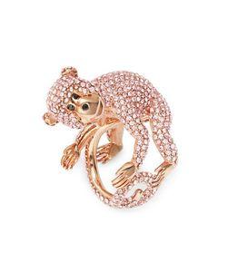 Kate Spade New York   Rambling Rosescrystal Pave Monkey Ring