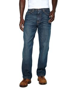 Levi's   550 Relaxed Fit Range Jeans