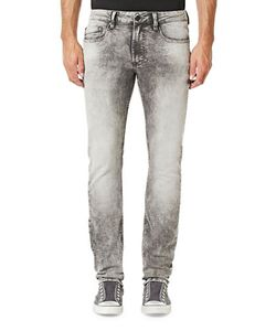 BUFFALO David Bitton | Six-X Faded Jeans