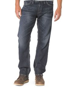 Silver Jeans | Eddie Relaxed Fit Jeans
