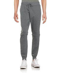 American Stitch | Convertible Drawstring Sweatpants