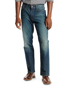 Levi's | Big And Tall 541 Midnight Stretchable Jeans