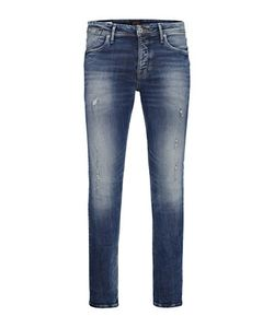 Jack & Jones | Jjtim Jjleon Faded Five-Pocket Jeans
