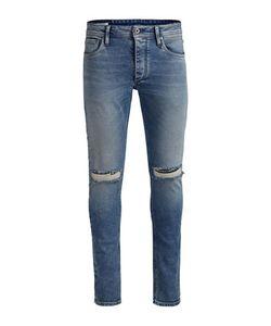 Jack & Jones | Jjiglen Slim-Fit Ripped Knee Jeans