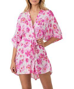 Kensie   -Print Robe