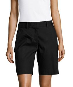 Dkny Pure | Solid Linen-Blend Shorts