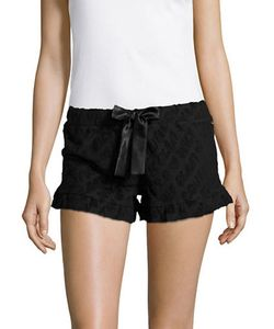 Juicy Couture | Textured Sleep Shorts
