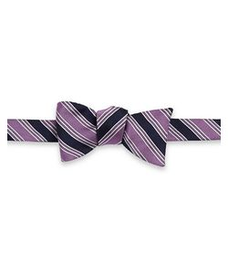 Brooks Brothers | Block Striped Bow Tie