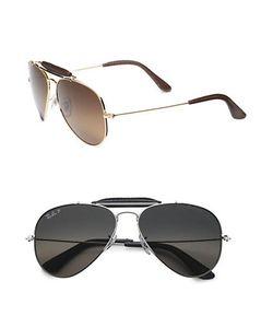 Ray-Ban | Craft Outdoorsman Ii Sunglasses