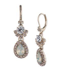 Marchesa | Opal Double Drop Earrings