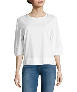 Dkny Pure | Crewneck Cotton T-Shirt