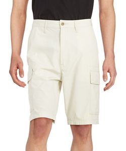 Levi's | Textured Cotton Cargo Shorts