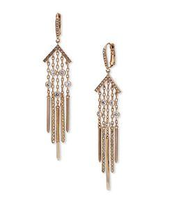 Jenny Packham | Fringe Drop Earrings