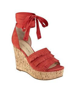 Ivanka Trump | Zabre Platform Wedge Sandals